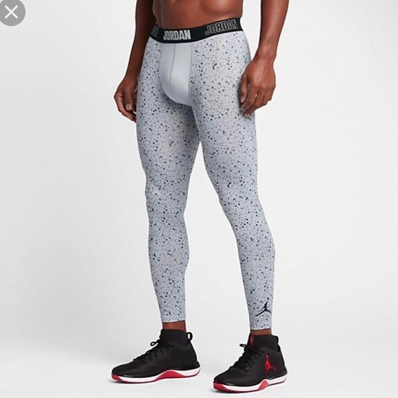 Jordan Other All Season Cement Compression Pants Poshmark